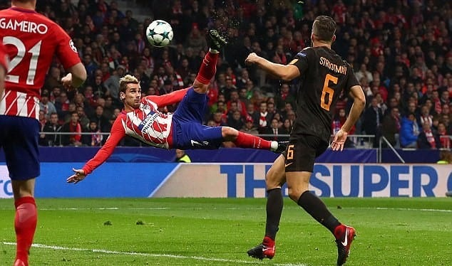 0f20e0bb1ed Top Five Champions League Group Stage Goals 2017 18